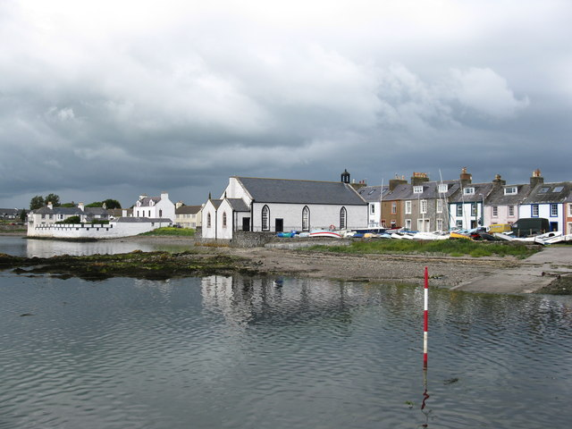 Church of Scotland, Isle of Whithorn