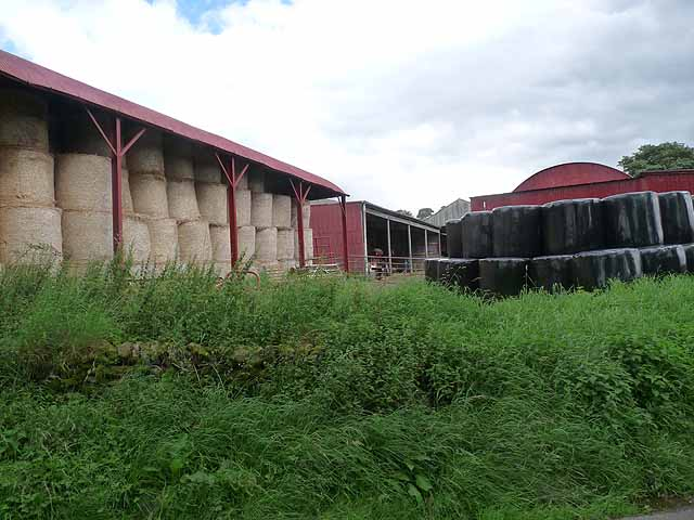 Barns at Ruletownhead Farm