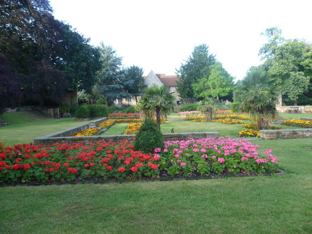 The Priory and Priory Gardens, Orpington