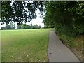 TQ4667 : Poverest Recreation Ground by Ian Yarham