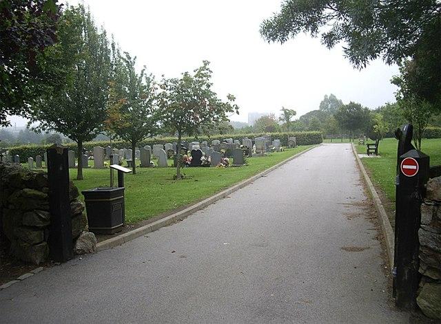 Hazlehead cemetery, Aberdeen