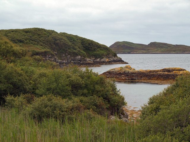 Bay at Port nan Clach
