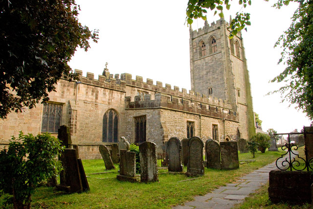 Youlgrave All Saints Church