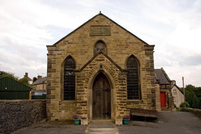 Youlgrave Wesleyan Chapel