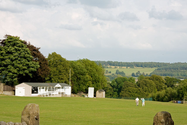 Youlgrave Lodge Cricket Club Pavilion