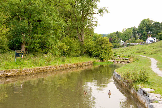 Swimming Area on the River Bradford at Youlgrave
