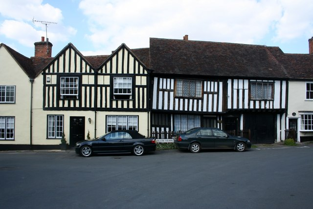 Falcon Square, Castle Hedingham
