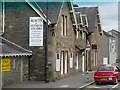 NX6851 : Former railway station building, Kirkcudbright by Rose and Trev Clough