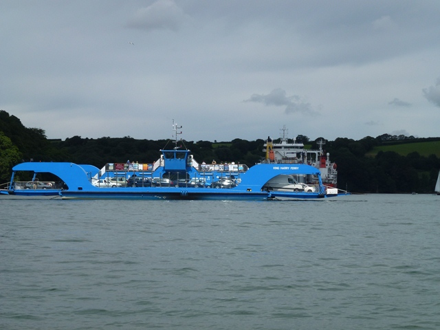 King Harry Ferry