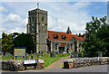 TQ2965 : St.Mary's Church, Beddington by Peter Trimming