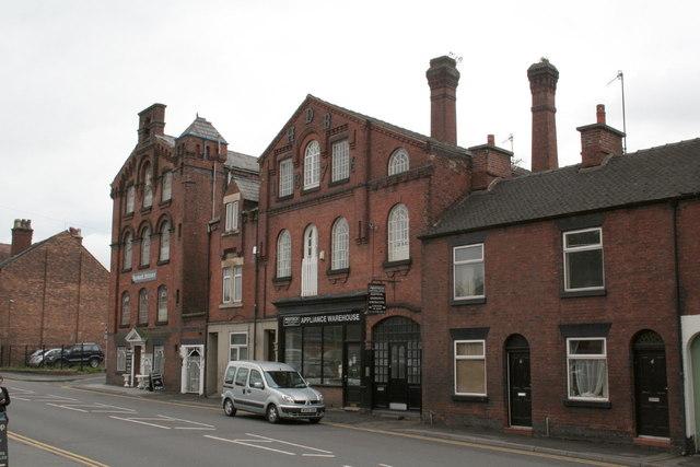 Mills on Haywood Street