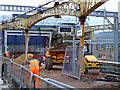NS2477 : Reconstruction at Gourock railway station : Week 31