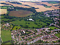 TL4815 : Sawbridgeworth from the air by Thomas Nugent