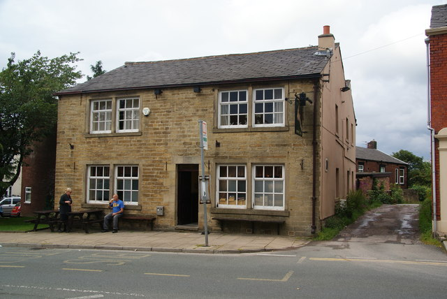 The Old Bulls Head, High Crompton