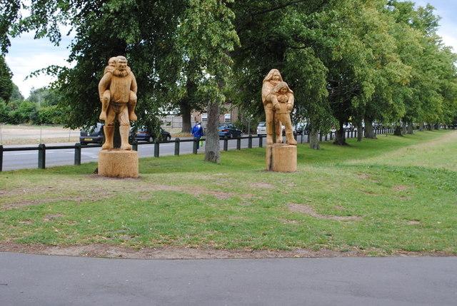 Walks Sculptures