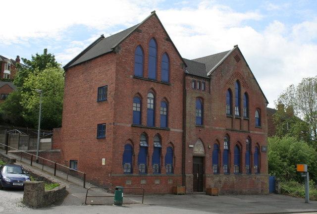 Wesleyan Court, Mill Street