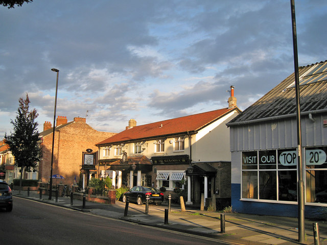 The Alexandra public house