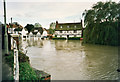 TL1803 : Flooding on 30th October 2000 (1) by John Webb