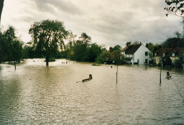 Flooding on 30th October 2000 (2)