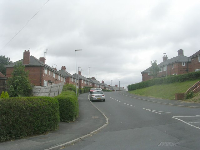Broadlea Terrace - Broadlea Hill