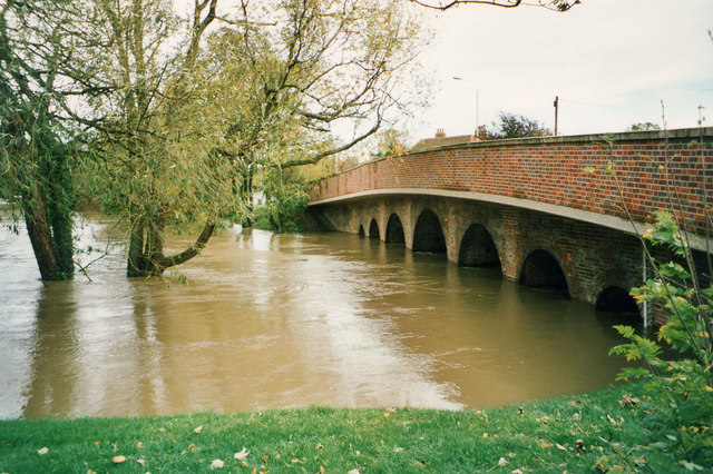 Flooding on 30th October 2000 (3)