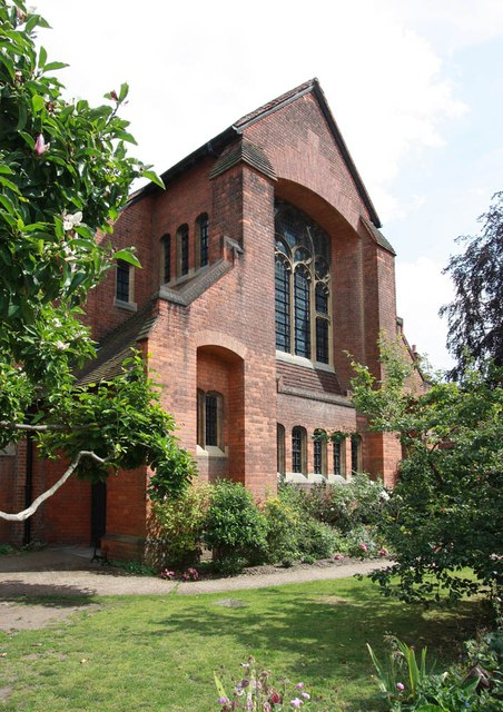 St Michael, Elmwood Road, Sutton Court