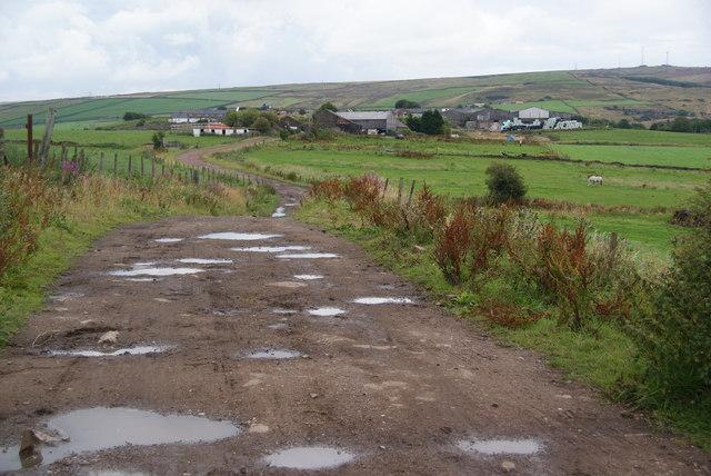Moss Gate Road