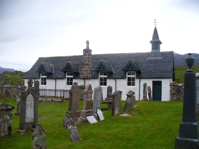 Assynt Old Parish Church
