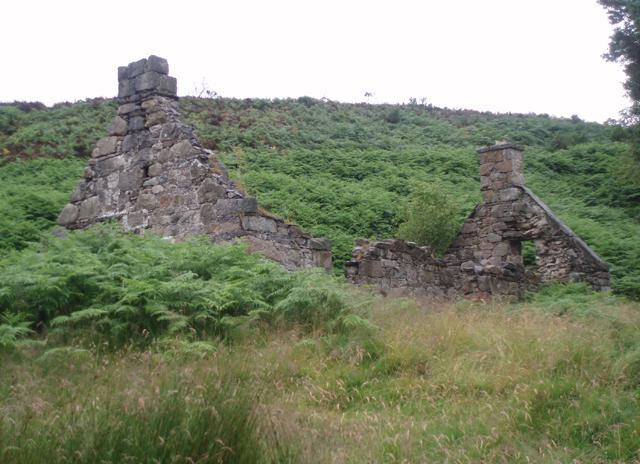 Clashindarroch ruin