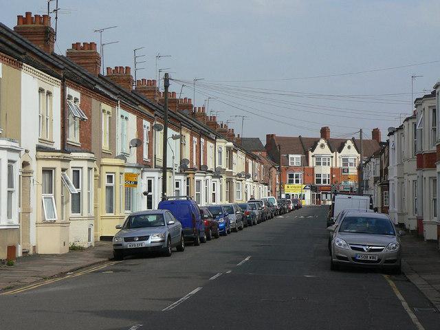 Lutterworth Road