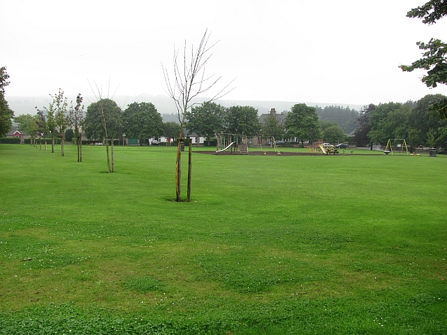 Recreation Ground, Laurencekirk