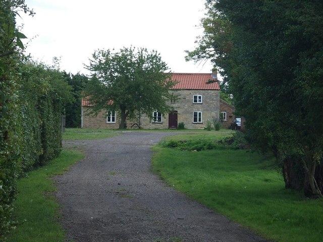 Ferry Farm house