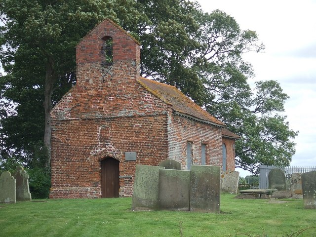 St Georges Church, Goltho