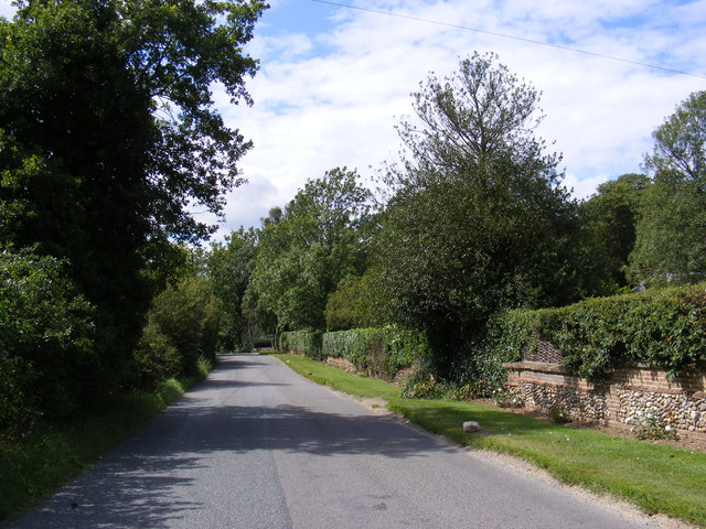 Hall Farm Road, Great Bealings
