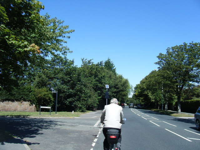 Meols Drive at Pinfold Lane