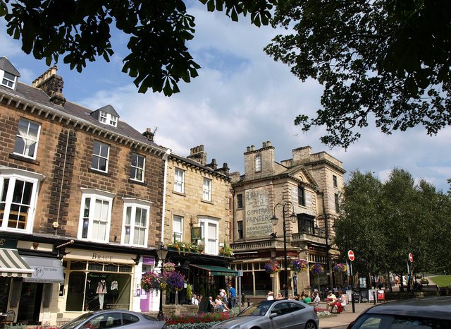 Montpellier Parade, Harrogate