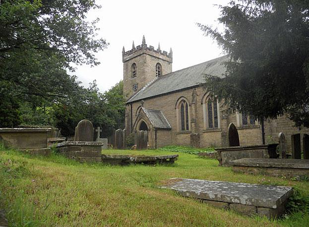 Taxal: St. James's Church