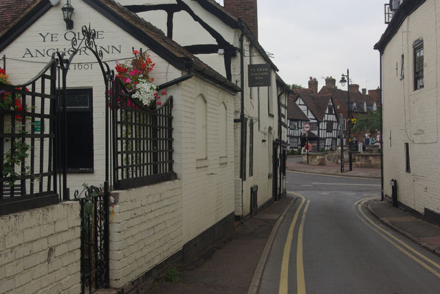 Dunn's Lane, Upton upon Severn