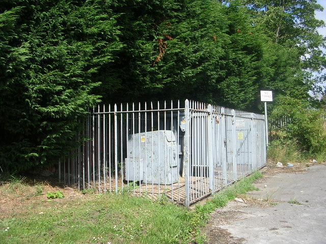 Electricity Substation No 1813 - Landseer View