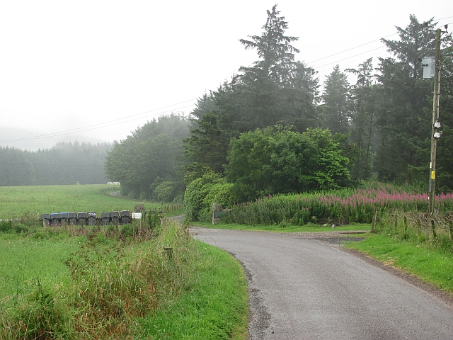 Junction, Ecclesgreig