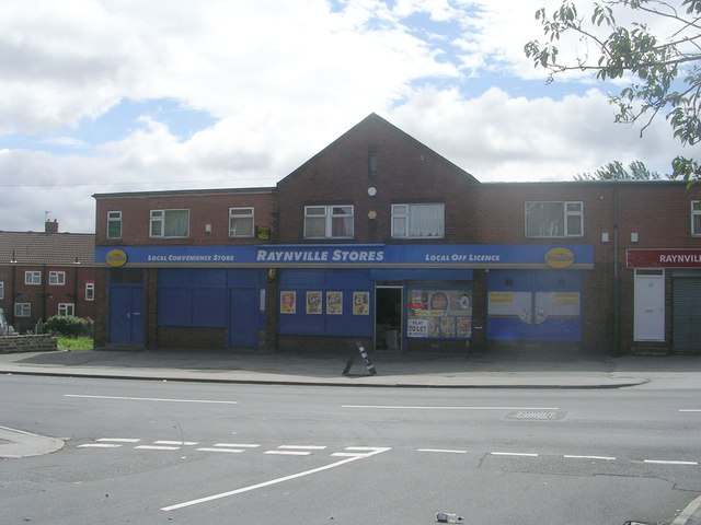 Raynville Stores - Raynville Road