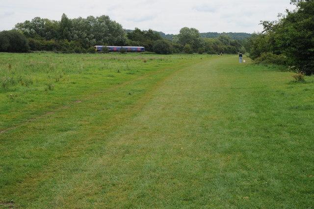 Thames Path near Bourne End