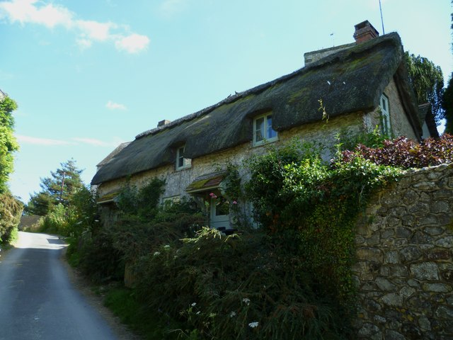 Cottage in Amberley near the castle