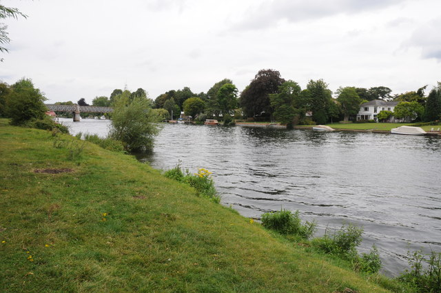 River Thames at Bourne End