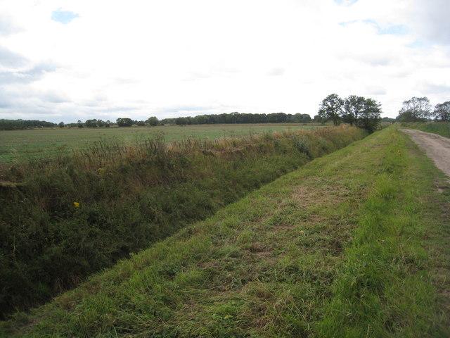 North Moor Drain