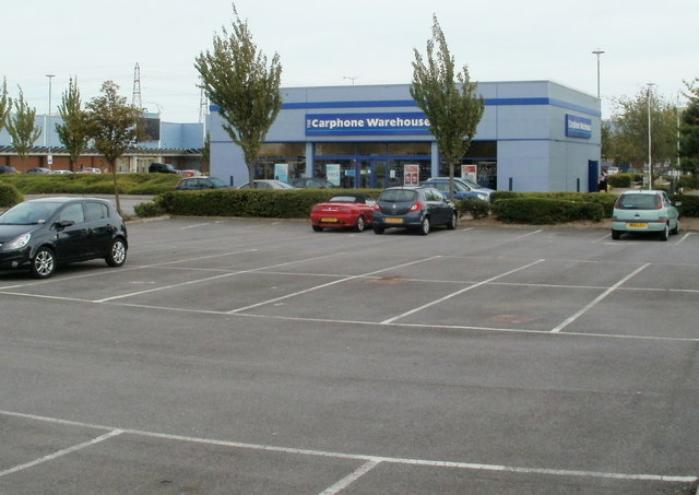 Carphone Warehouse, Newport Retail Park