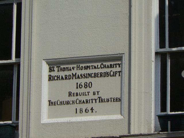 St Thomas Hospital Charity