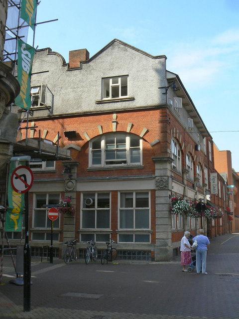 Mechanics' Institute, Fish Street