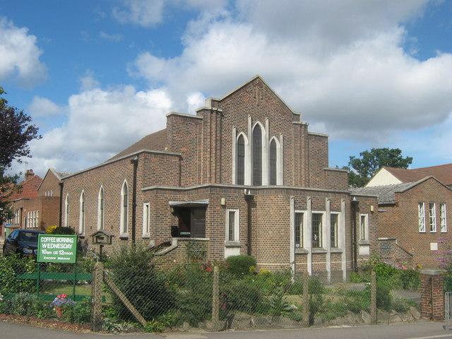 Barnehurst Methodist Church