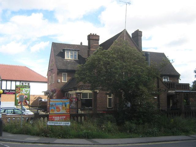 The Red Barn Public House, Barnehurst